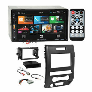 Soundstream 7 Android Phonelink Stereo Dash Kit Harness For 2009 12 Ford F 150