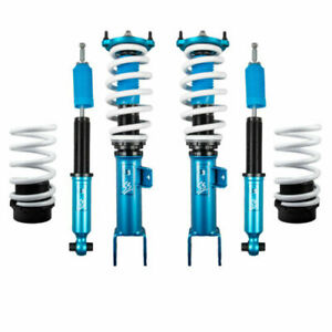 Five8 Industries For 18 Up Tesla Model 3 Rwd Full Coilovers Height Adjustable