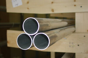 2 Alu Tube Tubing Pipe 12 Long 083