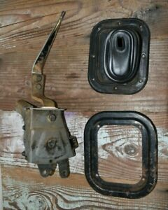 1984 Chevy Np203 Transfer Case Shifter Assembly Shift Handle Gm