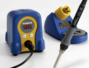 Hakko Fx888d29by P Esd safe Digital Soldering Station W Fx8801 Soldering Iron