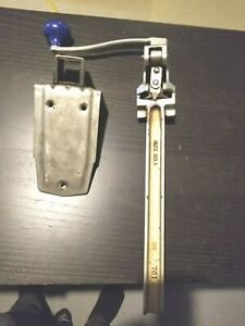 Edlund No 1 Commercial Can Opener With Mount Used Working
