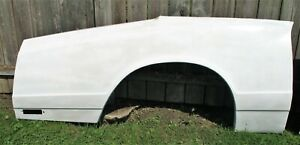 1981 88 Monte Carlo Right Passenger Quarter Panel With Outer Wheel Well