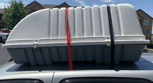 Sears X Cargo Car Top Carrier Local Pickup Only No Shipping Read