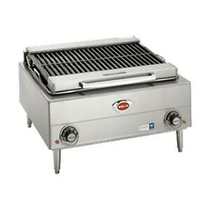 Wells B 40 21 1 2 In Electric Charbroiler
