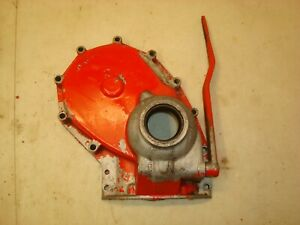1955 Ford 640 Tractor Front Engine Timing Cover 600 800
