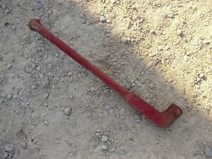 International Farmall 340 Utility Tractor Ih Bracket Mount Bottom 2pt Hitch