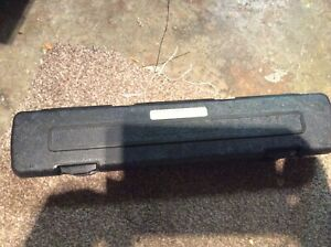 Snap On Torque Wrench atech112fm100 electronic 3 8 Drive calibrated certificate