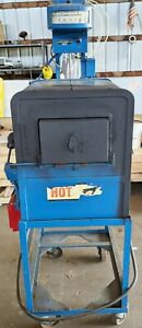 Cooley M h 4 0 2400 Degrees Heat Treating Furnace 230v 3 Ph 20 9 Amps