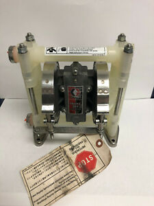 Graco Husky D32911 Double Diaphragm Pump 3 8 7 Gpm New Free Shipping