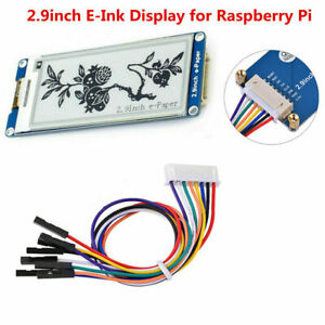 2 9 E ink Screen 296x128 Spi E paper Display Module For Raspberry Pi Arduino Sg