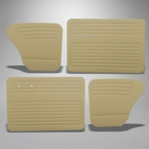 1956 1964 Vw Beetle Sedan Saddle Vinyl Door And Quarter Panels 398263891