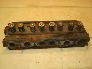 Ford 600 800 Gas Tractor Cylinder Head