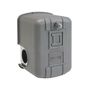 Heavy Duty Durable Water Air Electric Compressor Pressure Switch 125psi 1 4