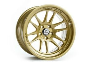 Cosmis Racing Wheels Rim Xt 206r 18x11 8mm 5x114 3 Gold