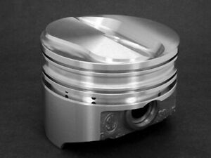 Kb Performance Pistons Keith Black Sbc Domed Piston Set 4 030 Bore 5cc