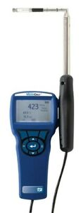 Tsi alnor 9545 a Velocicalc Air Velocity Meter With Humidity And Articulated