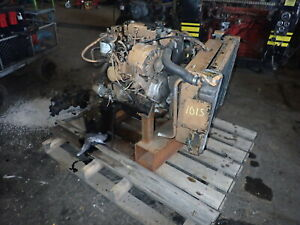 Case Maxi Sneaker Trencher Diesel Engine Leyland 1 8 Video Rare 1 5