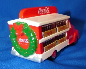 MIB DEPT. 56 SNOW VILLAGE COCA COLA 3