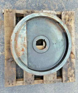 Stokes Microvac 412h 11 Pulley Used
