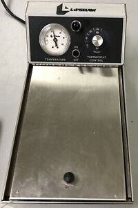 Shandon Lipshaw Slide Dryer Used Tested Works To Specs