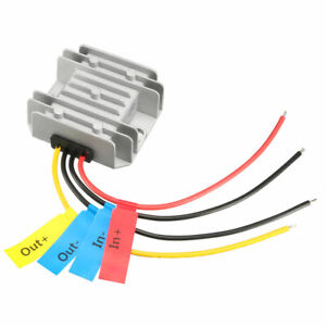 Voltage Converter Regulator Stabilizer Dc dc 10 32v To Dc 12v 1a 12w Transformer