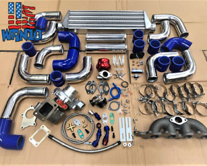 Turbo Kit With Manifold High Performance For 04 09 Mazda 3 6 2 0l 2 3l