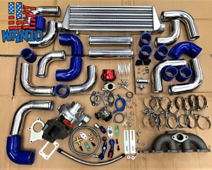 Turbo Kit With Manifold High Performance For 03 07 Ford Focus 2 3l 2 0l Ranger