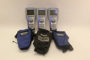 Tempo 1155 5000 Sidekick Plus Cable Maintenance Test Set For Repair lot Of 3