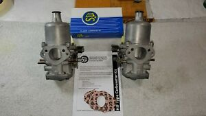 Mgb Su Hif Carburetors