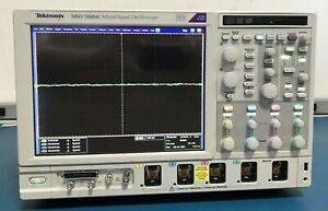 Tektronix Mso70804c 8ghz 25gs s Mixed Signal Oscilloscope Oem Calibrated Loaded