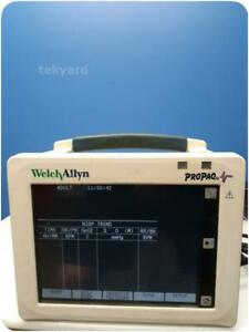 Welch Allyn Propaq 246 Multi parameter Vital Signs Monitor 251927