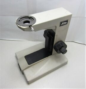 Nikon Optiphot Microscope Base Without Head Stage Or Optics