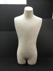 Ebay Clothing Table Top Male Half Mannequin Display