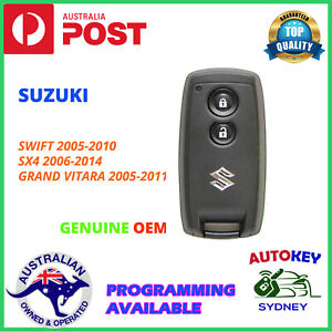 Suzuki Smart Key For Sx4 Vitara Swift Genuine Oem
