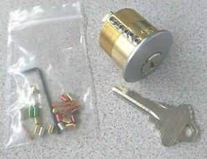 Locksport Practice Lock Removable 1 To 6 Pins commercial Grade Schlage Keyway