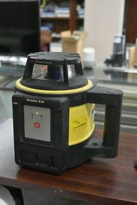 Leica Rugby 810 Self Levelling Horizontal Rotary Laser
