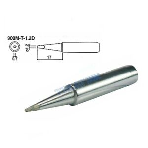 New Soldering Iron Tips 900m t Series For Solder Rework Station Repair Tool