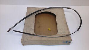 Rare Vintage 1976 1977 Chevrolet Chevelle Nos Parking Brake Cable Malibu Classic