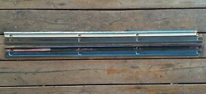 1966 1967 Ford Fairlane Falcon Comet Ranchero Door Panel Retaining Strips