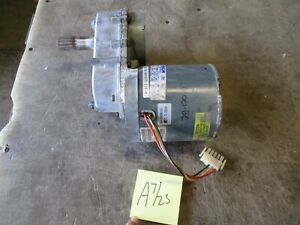 Used Bison 1 6hp Ice Auger Motor For Cornelius Ed200 bc Soda Fountain