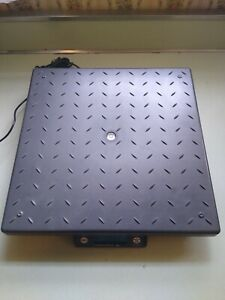 Fairbanks Scales Scb r9000 14adv Shipping Scale 150 Lb Capacity usb Cable Nice