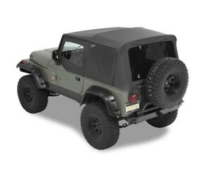 Bestop For Supertop Nx Complete Replacement Soft Top Jeep 1988 1995 Wrangler