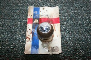 Nos Shelby Autosport 1968 70 Mustang Accessory 4speed Shift Knob Mustang Torino