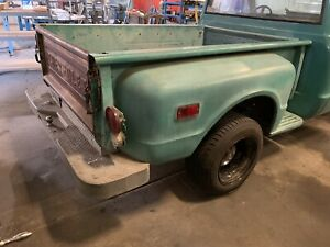 67 72 1967 1972 Chevrolet Gmc Truck C 10 Step Side Short Bed