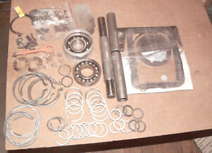 Mopar 4 speed Assorted 65 Parts Lot Rings Struts Bearings Shaft Clips Springs