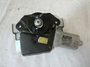 03 09 Lexus Gx470 Toyota 4runner Sun Roof Regulator Motor Aisin 463260 35050