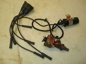 1961 Farmall Ih 460 Gas Tractor Distributor W Electronic Ignition