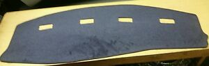 2002 2003 2004 2005 Dodge Ram 1500 2500 3500 P u Dash Cover Navy Blue Polycarpet