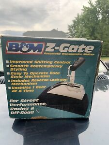New B M 80681 Automatic Z Gate Shifter Nib